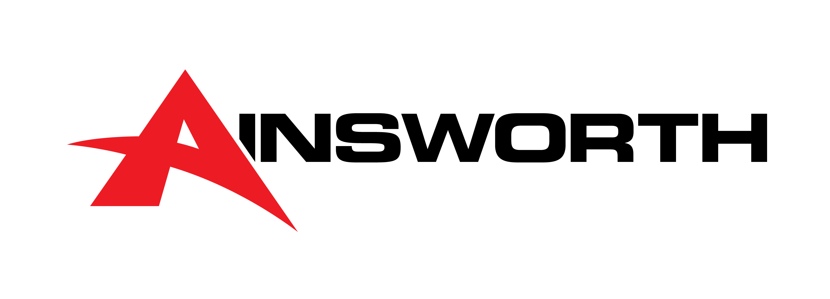Ainsworth Corporate Logo Colour